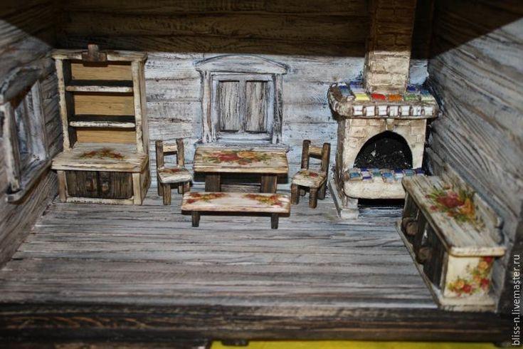 Делаем сказочный домик для Кузи - Ярмарка Мастеров - ручная работа, handmade