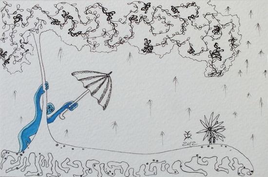 Artmoney 12x18 cm.  // © kesterart.com   Kirsten K. Kester