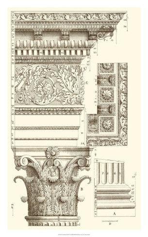 Corinthian Detail V