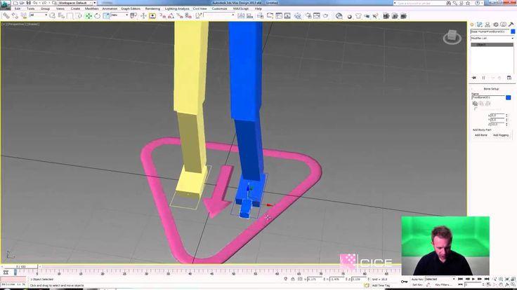 Seminario de Actualización Autodesk 3DMax 2013 Parte 1/3
