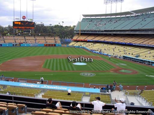 Los Angeles Dodgers Seating | Best Seats at Dodger Stadium