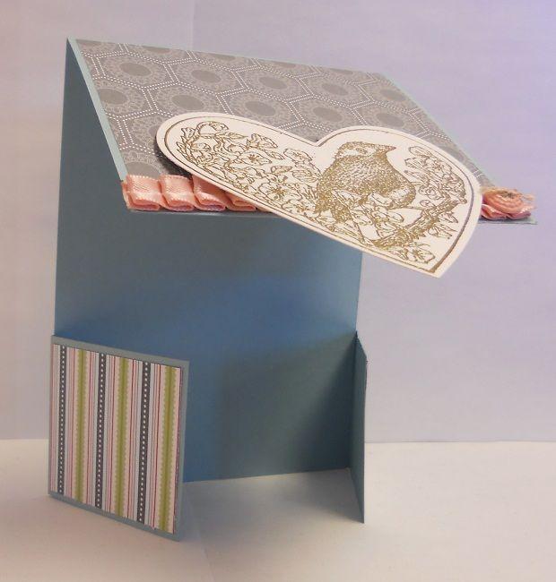 Folding Card Making Ideas Part - 50: Different Fold Margaret De Witt