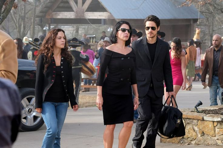 Teresa, Camila, and James - Queen of the South