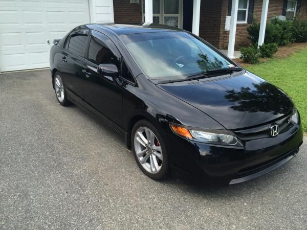2007 honda civic si for sale near beaufort mcas south carolina military lemon. Black Bedroom Furniture Sets. Home Design Ideas