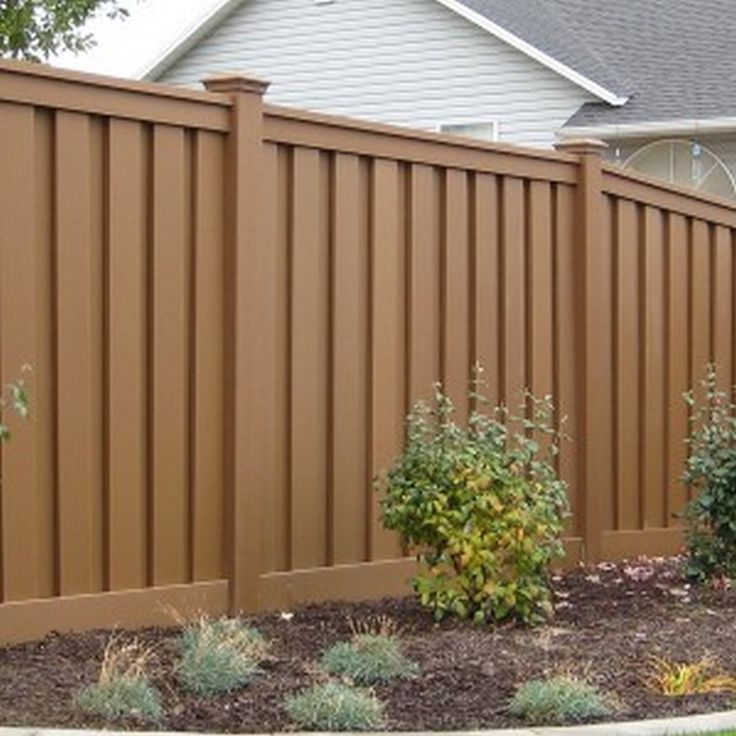 Affordable Garden Fence Agent In Uk , Multi Colored Plastic Planking For  Fences
