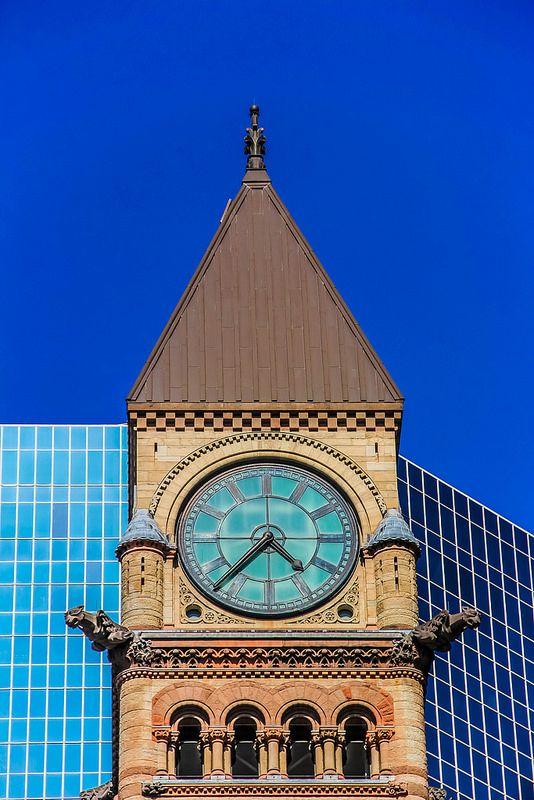 Toronto Old City Hall by Eric Brisson