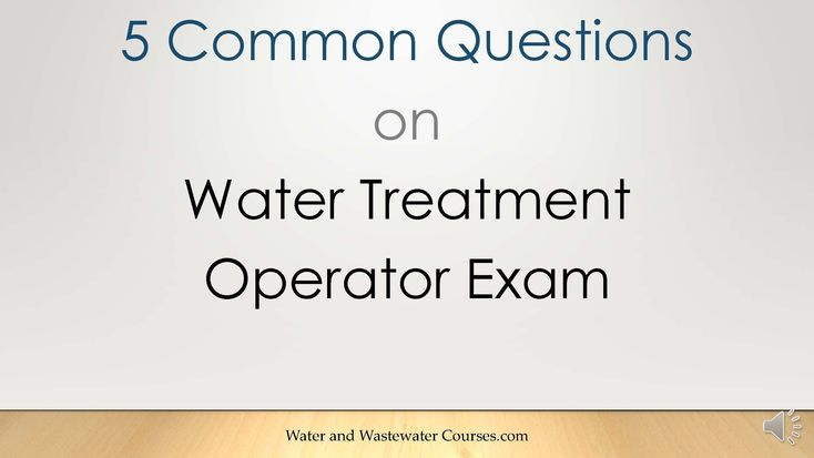 9 best Water and Wastewater Courses images on Pinterest   Practice ...