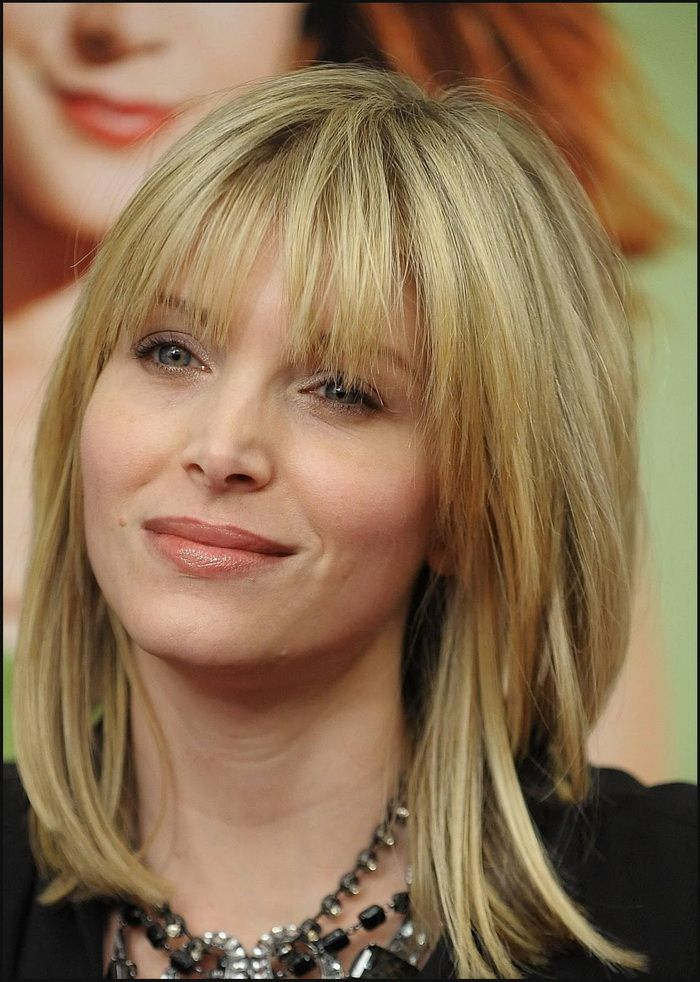 Medium length layered hairstyles for women over 40 50   Cute Women ...