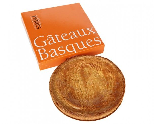 Gateau basque paries bordeaux