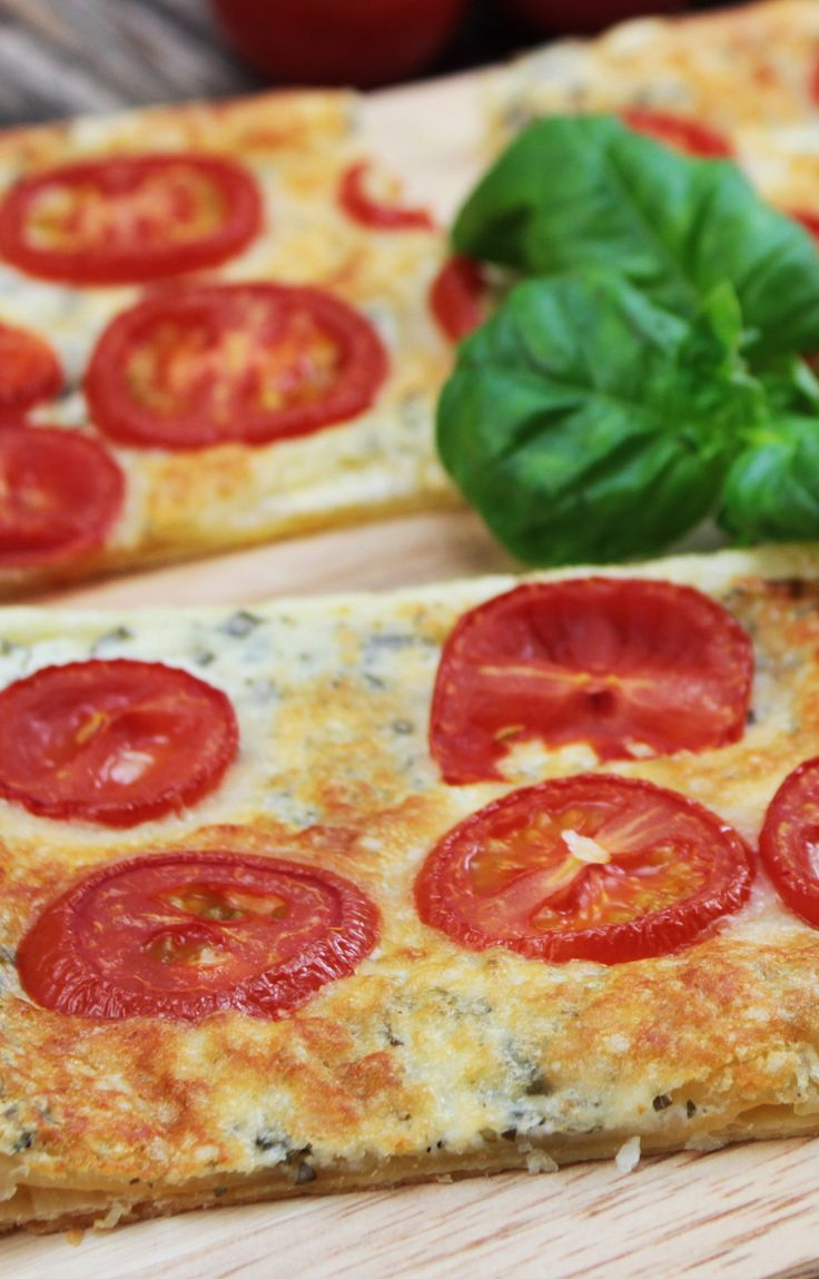 Tomaten-Basilikum-Tarte von koch-kinoDE