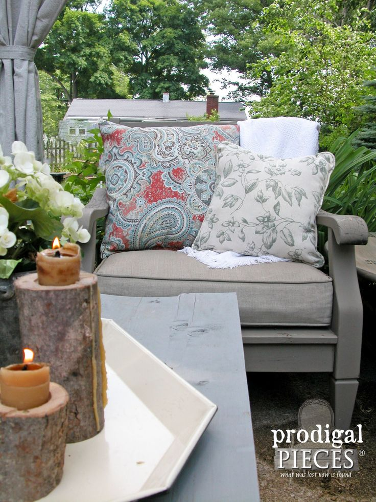 diy home furniture projects. create diy outdoor pillows with this easy to follow tutorial by prodigal pieces www diy home furniture projects t