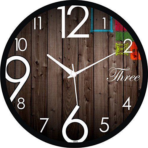 Online deal for 491.00 for wall clocks   Altra Plastic Pendulum Wall Clock (45 cm x 30 cm x 5 cm, Brown)   from amazon.in online shopping