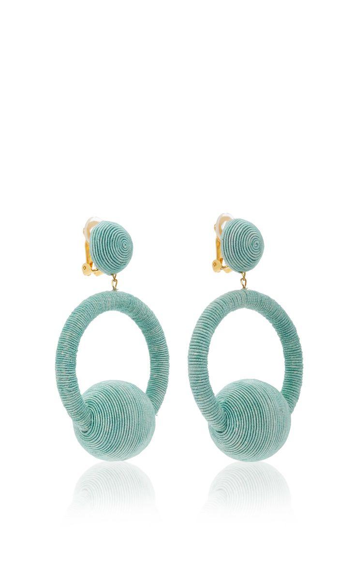 Yasmin Hoop La La Earrings