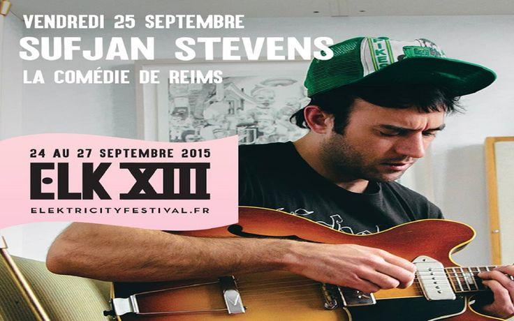 La ville de Reims pétillera de mille sons électroniques avec la 13ème édition du Festival Elektricity #LeFashionPost #StanislasRouillon #WilliamArlotti #Webzine #Musique #Lifestyle #Festival #Reims #Elektricity