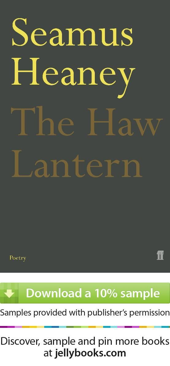 'The Haw Lantern' by Seamus Heaney