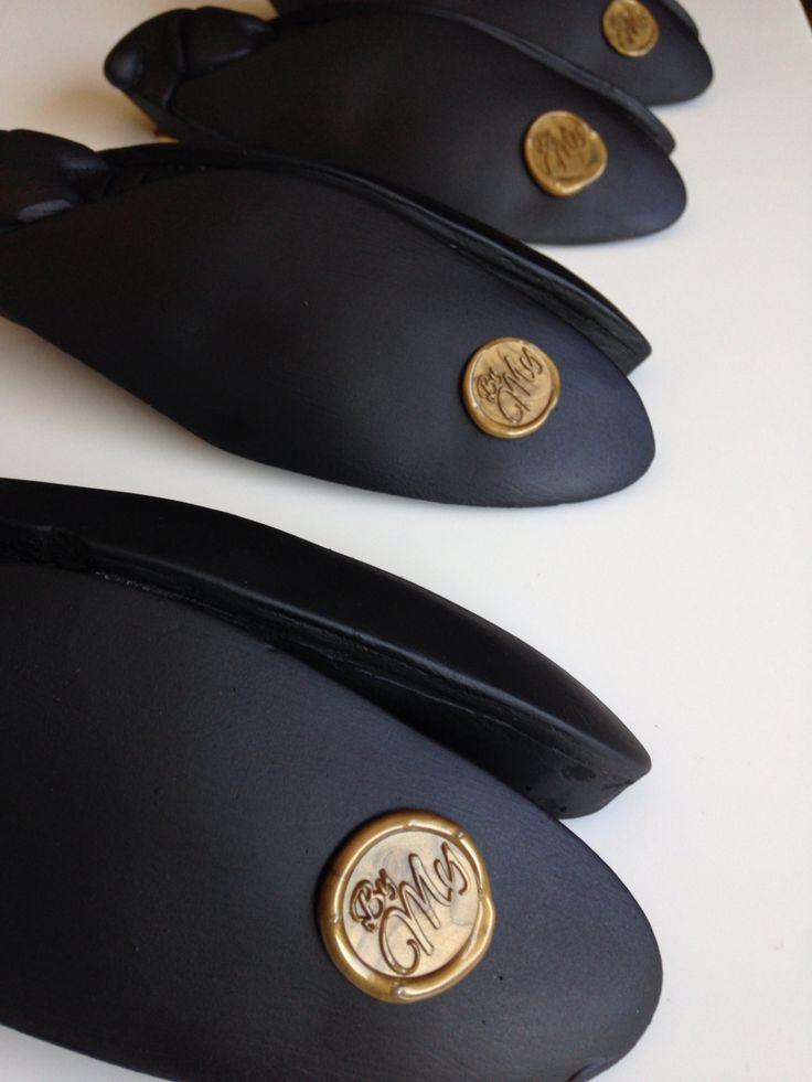 Cigale en ardoise logo bronze  Bymelanieyvon.com
