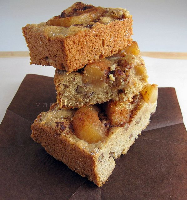 Pecans, Vanilla sugar and Apples on Pinterest