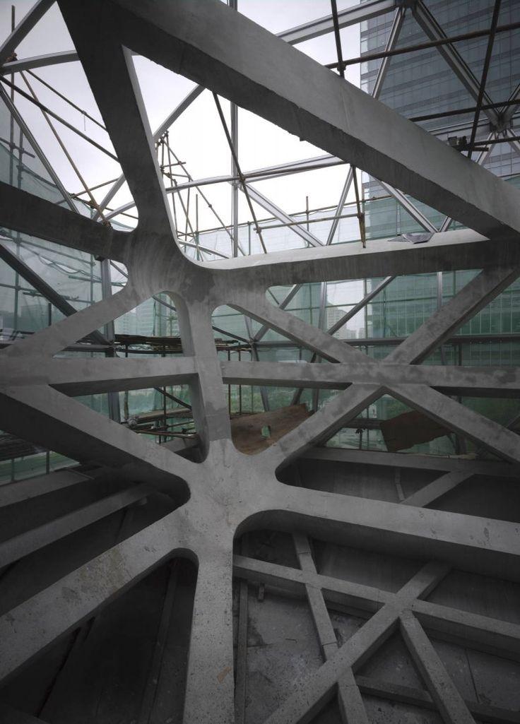 Guangzhou Opera House, Zaha Hadid