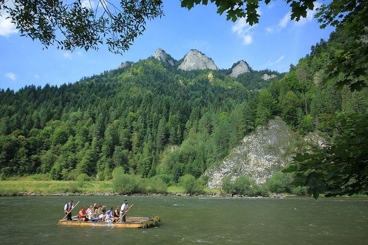Dunajec Rafting. Check out our self drive holidays: Cracow and Lesser Poland – 10 days trip on www.polish-trails.com