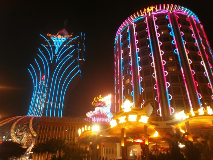 Day 29 - Casinos in Macau