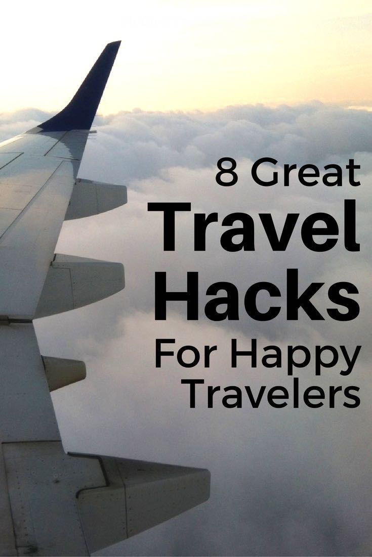 These Great Travel Hacks for Happy Travelers help create the best possible vacation experience while saving money, time, and stress for every trip.