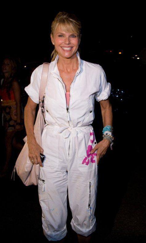 Кристи Бринкли без макияжа - Жизнь звезд, звезды без макияжа