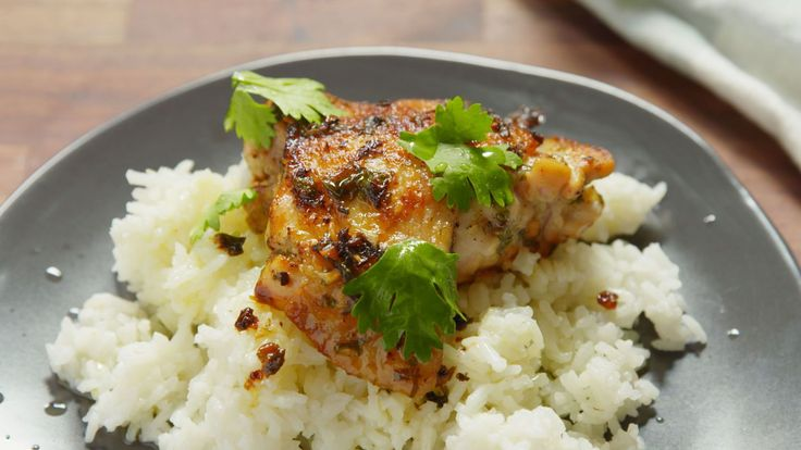Cilantro-Lime Chicken  - Delish.com
