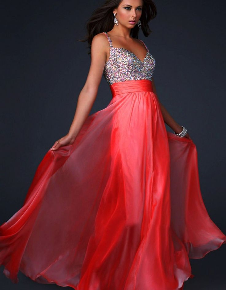 La femme prom dress style 16802