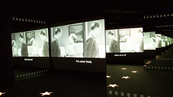Permanent new media installation  [Max MSP}    http://julienbayle.net/blog/2011/06/19/big-max5-installation-musee-de-la-buzine/