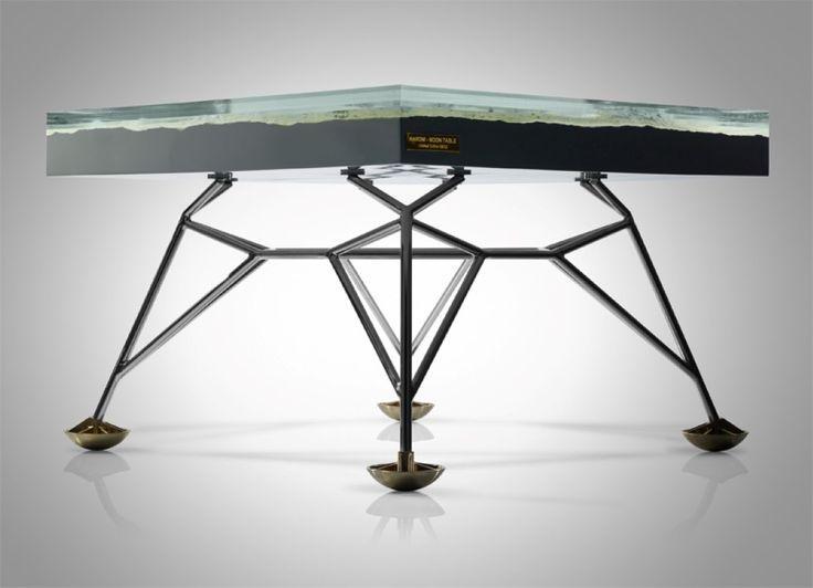 Moon Table projektu Harrow Moon Table by Harrow