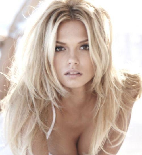 Blondes Hair, Hair Colors, Beds Head, The Face, Hair Cut, Blondes Highlights, Marisa Miller, Nature Beautiful, Beach Hair