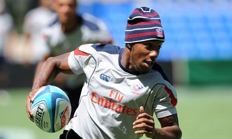 Carlin Isles sets out to be new star in Hong Kong rugby sevens heaven
