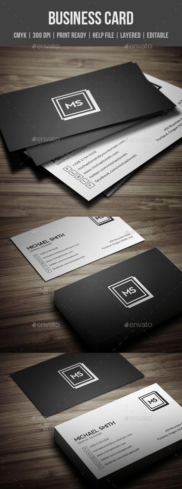 21 Best Business Cards Images On Pinterest Business Card Design