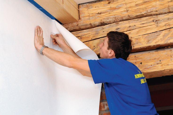 <p>Połóż gotową gładź na ściany, jak zwykłą tapetę. Efektywna praca bez chlapania i pylenia. W bardzo szybki i łatwy sposób przygotujesz swoje pomieszczenie do malowania. Zapomnij o wyrabianiu i nanoszeniu masy, wystarczy klej do tapet. Sprawdź jak to zrobić!</p>