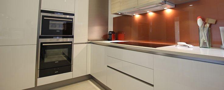 Small L-shape kitchen