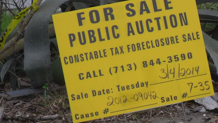Harris county property tax lien auction