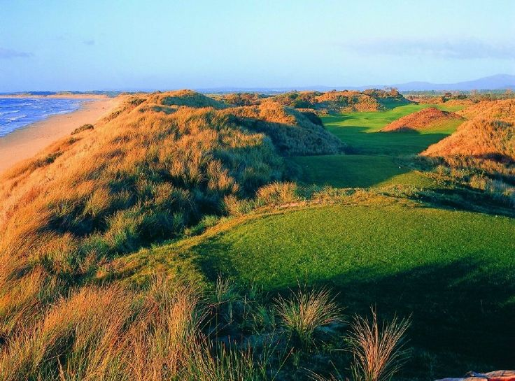 PowerfulGolfTips.com - I love Barnbougle Dunes golf course in Australia (located in the north of Tasmania). It's very challenging, but breathtakingly beautiful. #golfcourses #golf