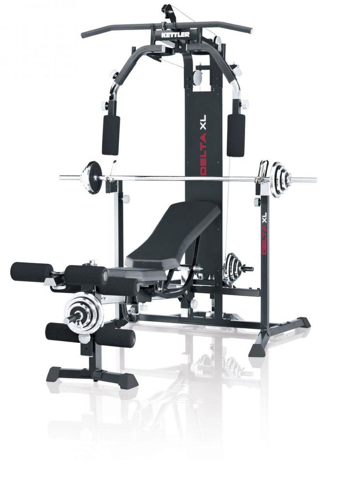 Sportolino Angebote Kettler Delta XL Hantelbank inklusive Curlpult (Farbe: 755 schwarz): Category: Fitnessgeräte>Kraftstationen…%#sport%