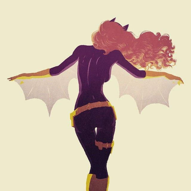 #Barbara #Gordon #batgirl
