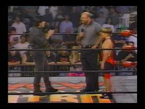 Reid Flair Segment in WCW