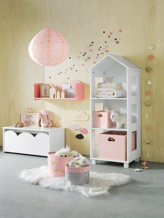 Decoración de habitaciones infantiles modernas - Niño y Niña ...