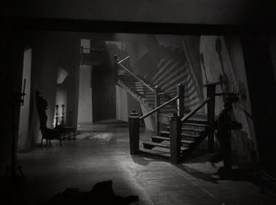 Son of Frankenstein.  Seriously, look at this staircase.