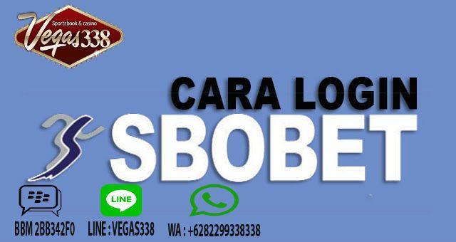 Cara Login Link Sbobet Alternatif Sbobetuk Com Vegas338 Pengikut
