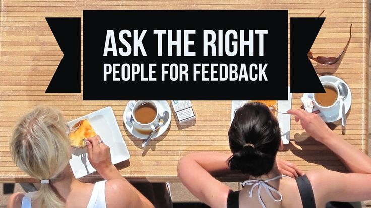 Video 21: Ask for Feedback | The Hospitality Coach | How To Start A Coff...