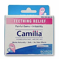 Teething medicine (homeopathic) that works