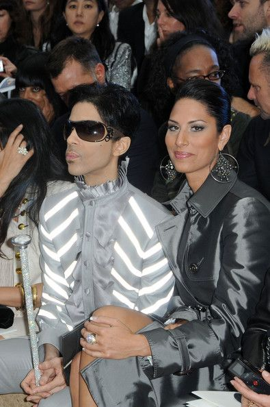 Bria Valente and Prince Girlfriend | Prince Attends Chanel Fashion Show; Concert Rumor | Drfunkenberry.com
