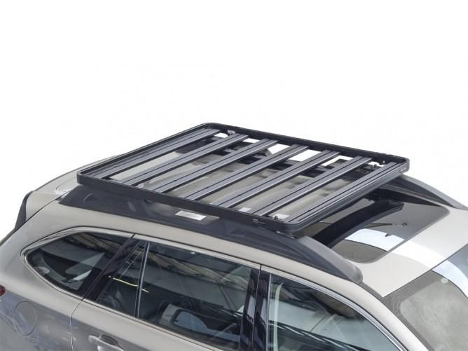 Aluminum Roof Rack Rail for JEEP Renegade 2015-2018 Durable Pair Guide Rail