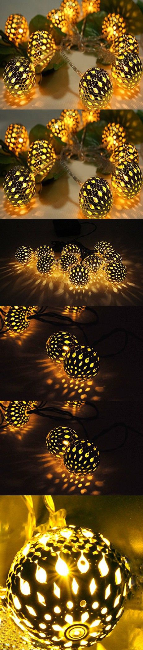 25+ best ideas about Solar string lights on Pinterest Solar fairy lights, Solar garden lights ...