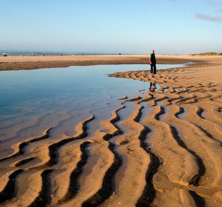strand Algarve-oost