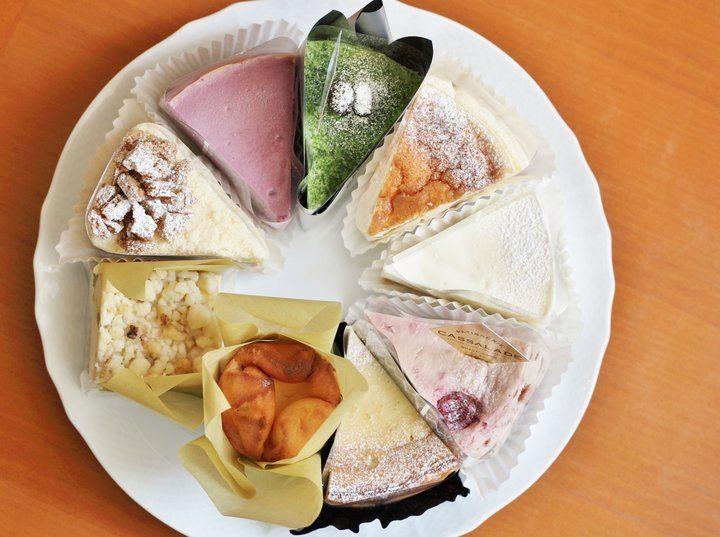 20種類以上のチーズケーキを食べ比べ。神戸の専門店「カッサレード」 | ことりっぷ